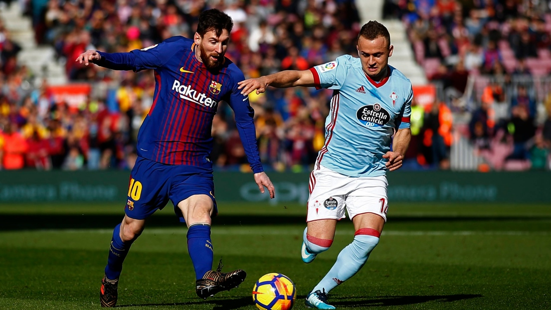 Celta Vigo - FC Barcelone