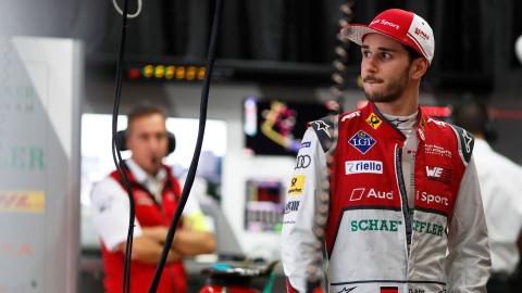 Sim-racing : un « faux » Daniel Abt en piste