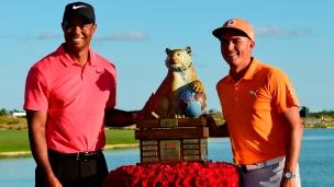 Tiger est solide, Fowler vole la vedette