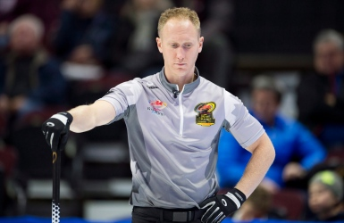 Les chances de Brad Jacobs s'amenuisent