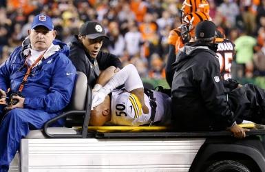 Shazier a été opéré à la colonne vertébrale