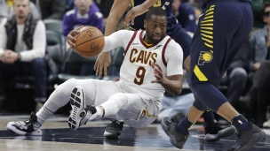 Cavaliers 102 - Pacers 106