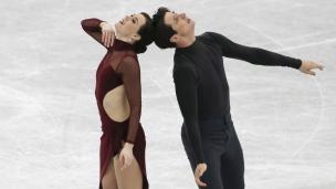 Patinage artistique : 3 médailles pour le Canada