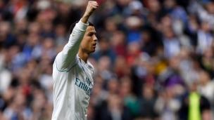 Real Madrid 5 - Séville 0
