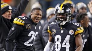 Ravens 38 - Steelers 39