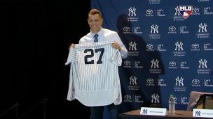 Stanton présenté aux médias new-yorkais