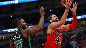 Celtics 85 - Bulls 108