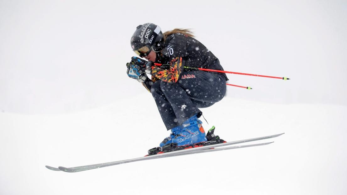 Fanny Smith et le St-Gallois Lenherr triomphent en Russie — Skicross