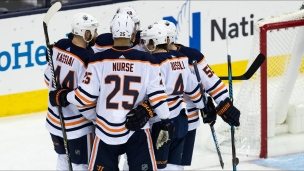Oilers 7 - Blue Jackets 2