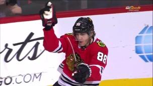 Kane donne la victoire aux Blackhawks