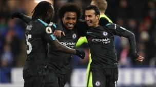 Huddersfield 1 - Chelsea 3