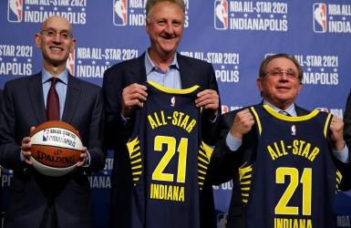 NBA : Indianapolis accueillera les étoiles