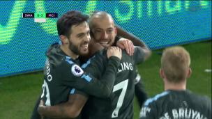 Swansea 0 - Manchester City 4