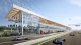 Paddocks - circuit Gilles-Villeneuve
