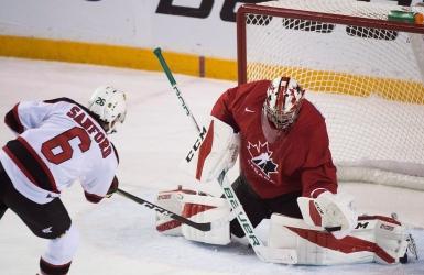 Équipe Canada Junior s'avoue encore vaincue