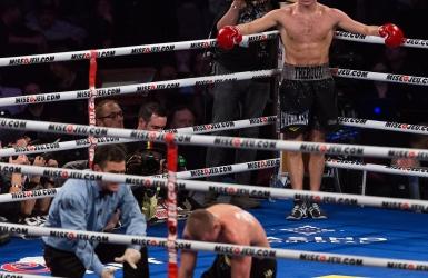 Théroux perd son combat contre Perez