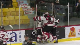 Remparts 3 - Foreurs 2