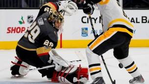 Penguins 1 - Golden Knights 2
