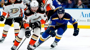 Ducks 3 - Blues 1