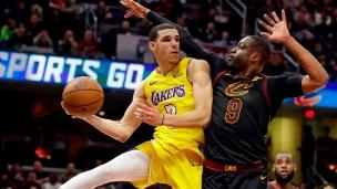 Lakers 112 - Cavaliers 121