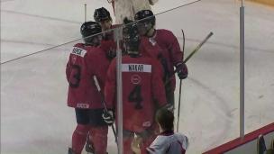 Canada 5 - Danemark 2