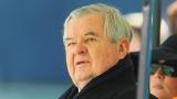Le propriétaire des Panthers, Jerry Richardson
