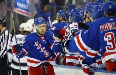 Les Rangers gâchent la soirée de Gaborik