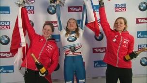 Deux Canadiennes sur le podium