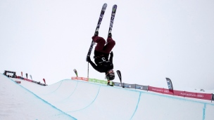 Sharpe remporte l'or au Dew Tour