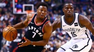 Nets 87 - Raptors 120
