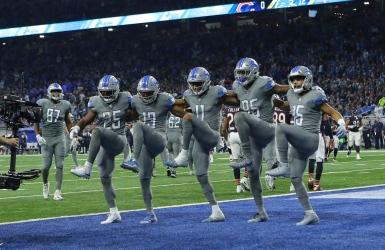 NFL : Stafford et les Lions gardent le rythme