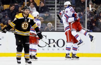 Les Rangers ont encore le numéro de Boston