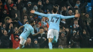 Tottenham 1 - Manchester City 4