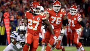 Chargers 13 - Chiefs 30