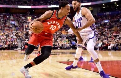 NBA : les Raptors s'imposent Vince Carter