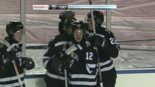 Olympiques 4 - 67's 1