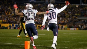 Patriots 27 - Steelers 24