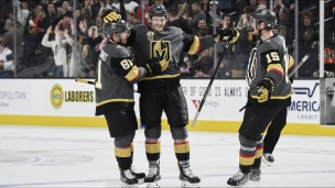 Panthers 2 - Golden Knights 5