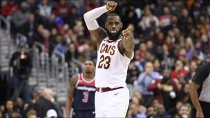 Cavaliers 106 - Wizards 99