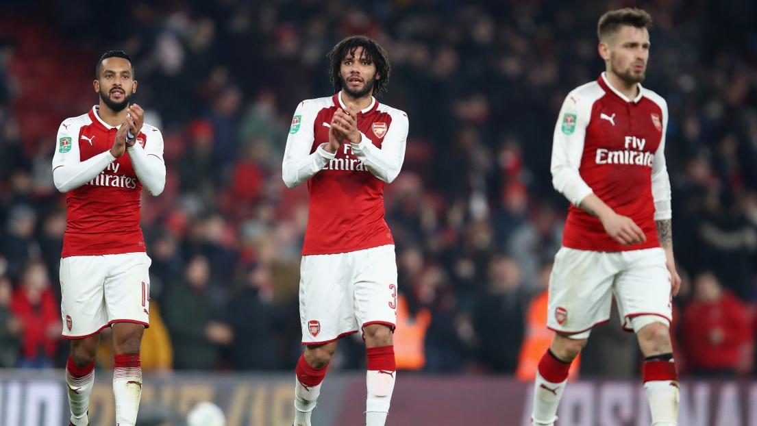 Arsenal s 39 est qualifi pour les demi finales de la coupe de la ligue anglaise soccer - Demi final coupe de la ligue ...