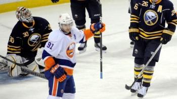 Islanders 4 - Sabres 0