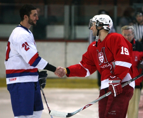 Daniel Jacob et Marko Kovacevic