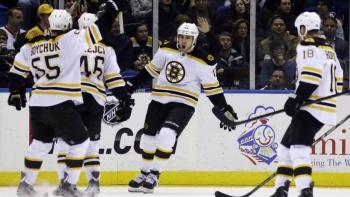 Bruins 4 - Islanders 1