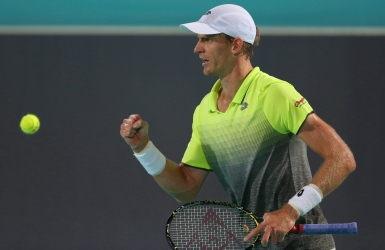ATP : Anderson bat Querrey à New York