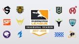 Overwatch League, 2017-2018