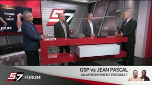 Forum du 5 à 7 : Un combat GSP-Pascal, c'est possible?