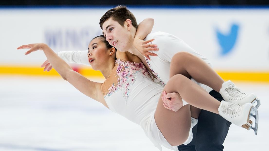 Lori-Ann Matte et Thierry Ferland
