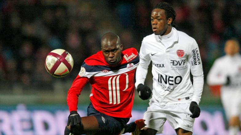 Moussa Sow et Zakaria Diallo
