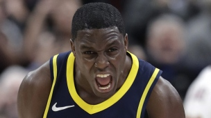 Cavaliers 95 - Pacers 97
