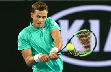 Pospisil dans le carré d'as à Drummondville